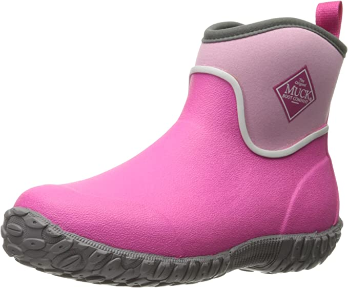 Muck Boot Kid/'s Muckster Ankle Boot Snow Winter Rain Waterproof Girls Boots