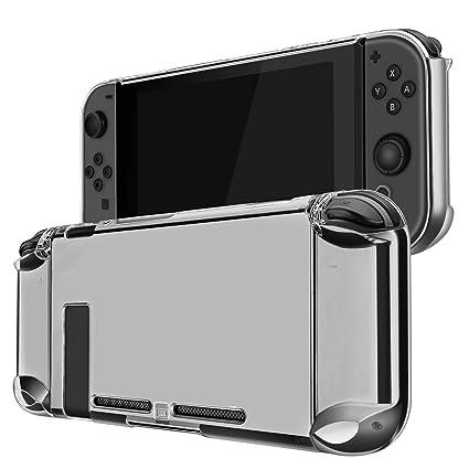 Amazon.com: TNP Nintendo carcasa para interruptor de driver ...