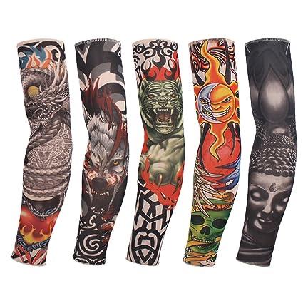 Amazon.com: arm rest tattoo,tattoo arm cover,1 Pc Color Random! New ...