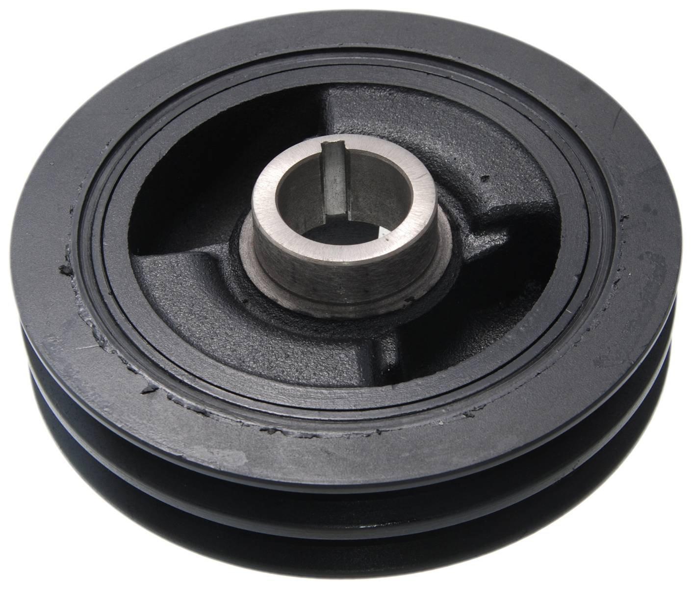 1340854070 Febest Crankshaft Pulley Engine 2L//2Lte//3L//5L//5Le For Toyota