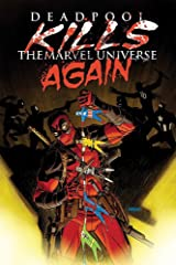 Deadpool Kills the Marvel Universe Again Paperback