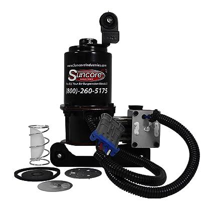 Amazon com: Suncore 205G-20-WOD Suspension Air Compressor w/Dryer