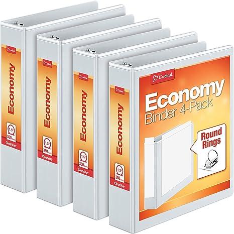 Amazon.com: Cardinal Economy - Archivadores de presentación ...