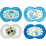 MAM Babyartikel 99970111 Day & Night Schnuller - Set 16plus Boy