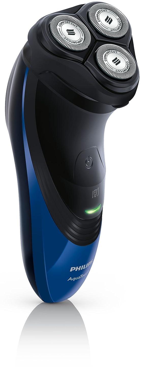 Philips AquaTouch at770/20–Elektrischer Rasierer Wet & Dry mit Klingen ComfortCut und Druckkopf Flex & Float, 100% wasserdicht