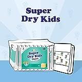 ABU Super Dry KidsTM Small (10 Pack)