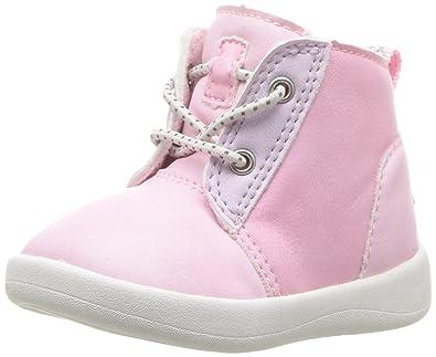 d2ecb3c3deb Amazon.com: UGG Girls' I Kristjan Chukka Boot, Multi Pink, 0/1 M US ...