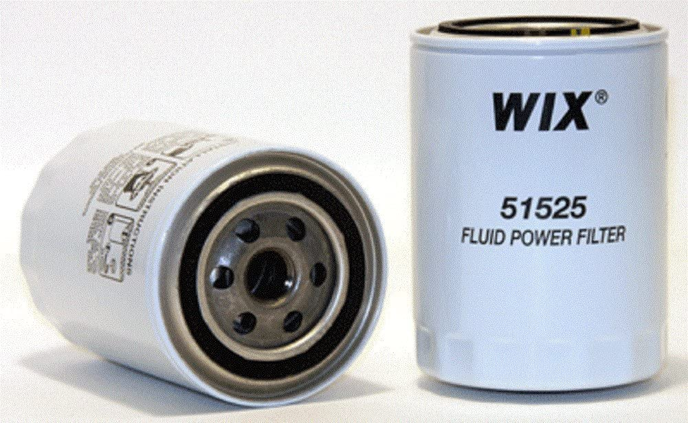51525 Heavy Duty Spin-On Transmission Filter WIX Filters Pack of 1