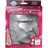 Mini Cloud 4.5cm Cookie Cutter Rainbow Unicorn Birthday Party
