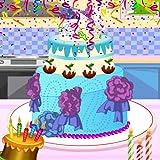Cooking Cake