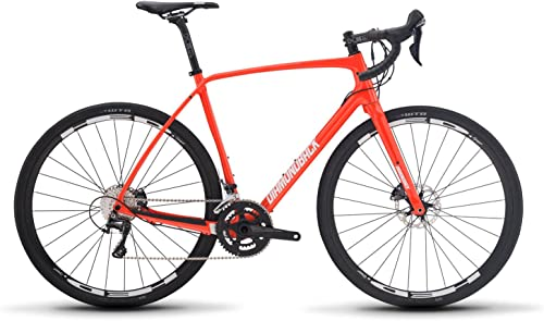 Diamondback Bicycle Haanjo 7C Carbon Adventure Road Bike
