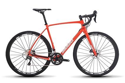 d6cd39c7c39 Diamondback Bicycles Haanjo 7C Carbon Gravel Adventure Road Bike, Orange,  50cm/X-