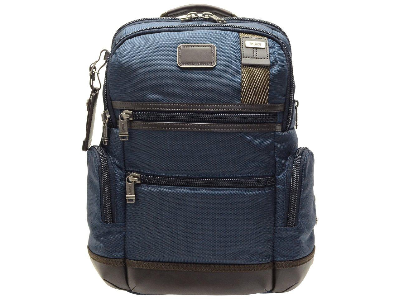 (トゥミ) TUMI バッグ バックパック リュックサック メンズ ALPHA BRAVO 222681 ブランド [並行輸入品] B01M74Q7EJ ネイビー ネイビー