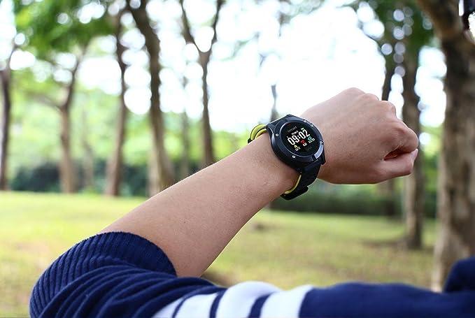 DUWIN Nuevo F5 Smart Watch Monitor de Ritmo Cardíaco Sueño ...