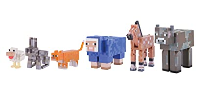 16590 Gioco Minecraft Gioco Minecraft multipack AnimaliGiocattoli 16590 fbgy7Y6