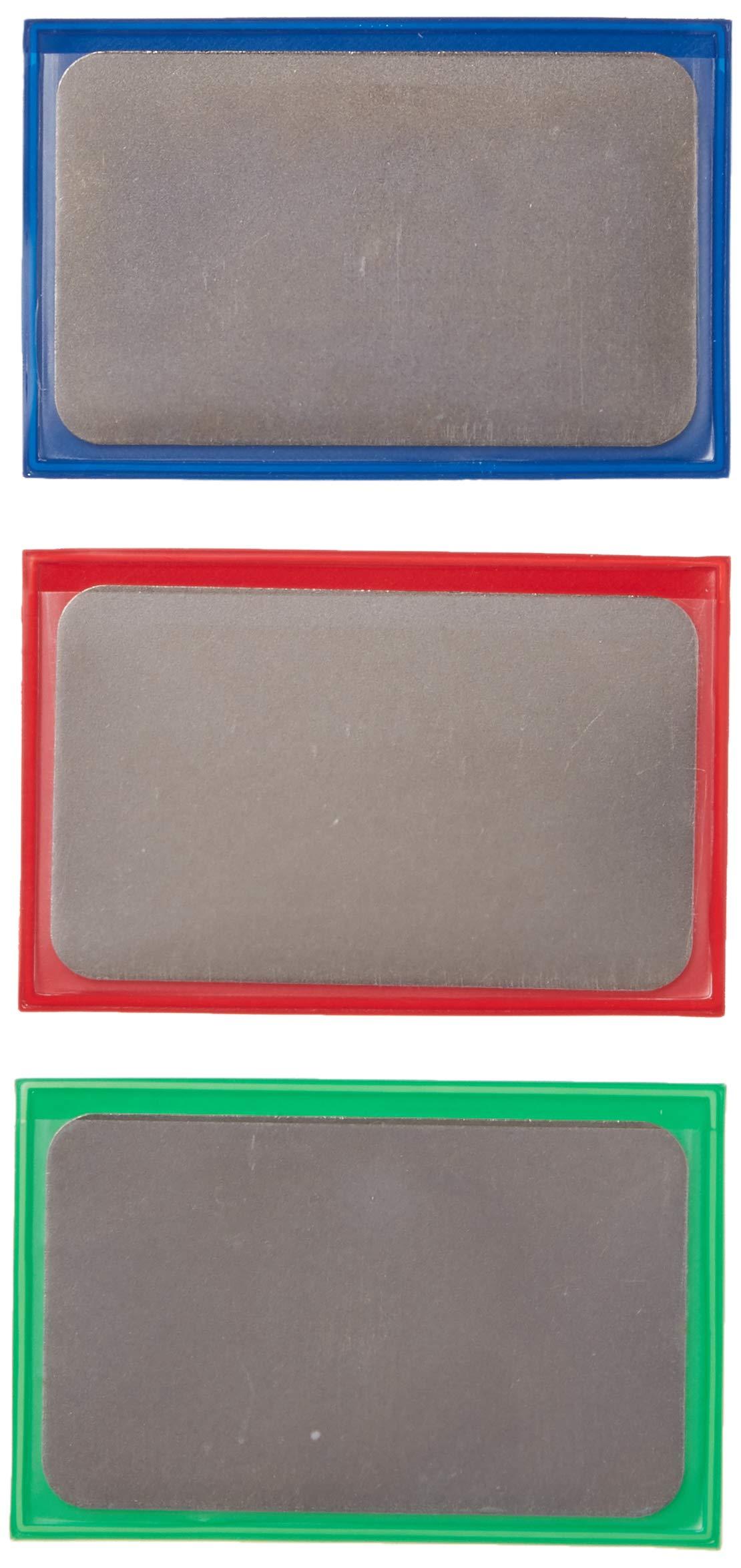 DMT D3EFC 3-inch Dia-Sharp Sharpener, Credit Card Sized- Extra-Fine, Fine and Coarse Diamond -Set of 3