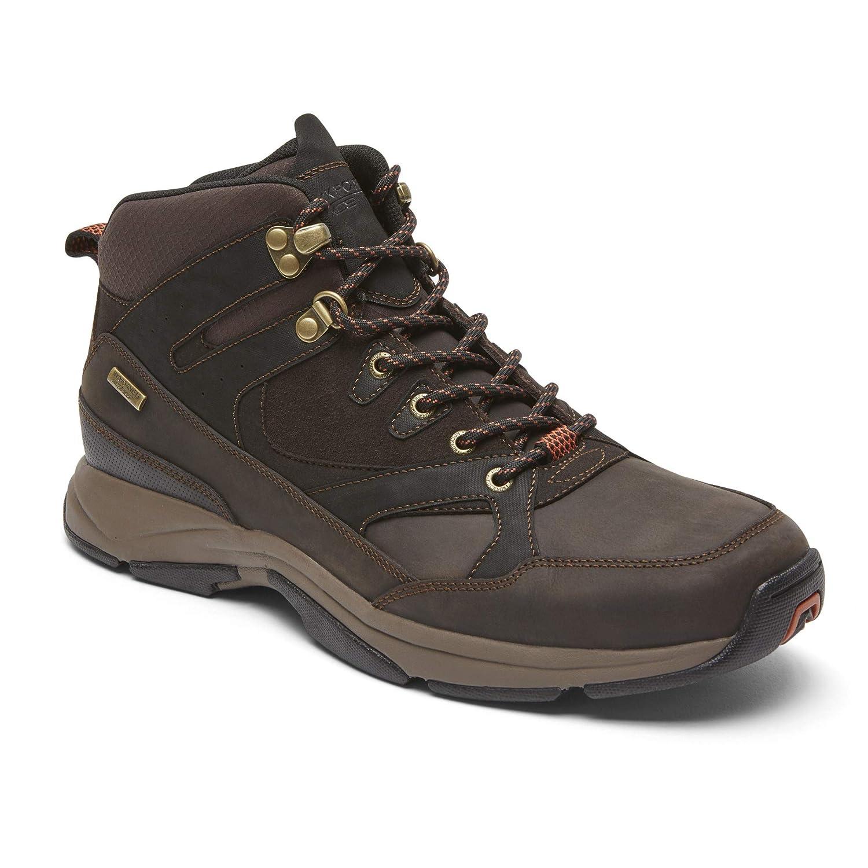 TALLA 47.5 EU. Rockport XCS Sawyers Boot, Botas Militar para Hombre