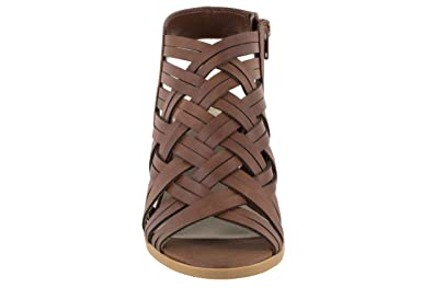 11ff38260 Amazon.com | Easy Street Women's Angel Heeled Sandal | Heeled Sandals
