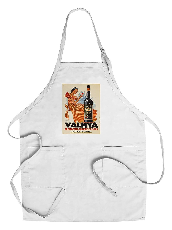 Valmyヴィンテージポスター(アーティスト: Le Monnie )フランスC。1937 Chef's Apron LANT-61877-AP B018NNYFH4  Chef's Apron