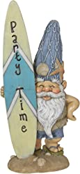 Surfing Beach Bum GNOME - Party TIME Surfboard