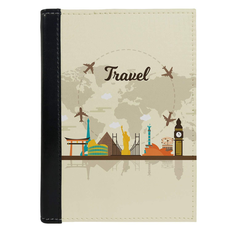 f27187c22f1a MADANYU Passport Cover - Designer Printed Passport Holder - Ideal ...