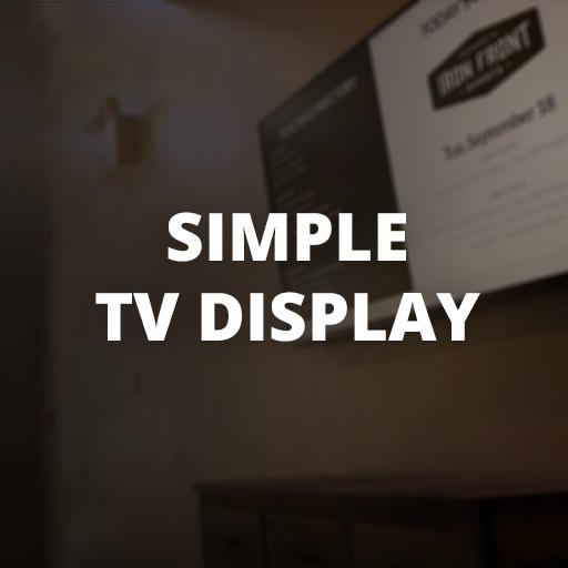 Mets Rocks - Simple TV Display (No Sleep Webpage TV)