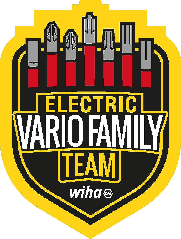 29701080 WIHA 41341 41341-Adaptador de par de apriete easyTorque Adapter Electric 0,8 NM Ref red