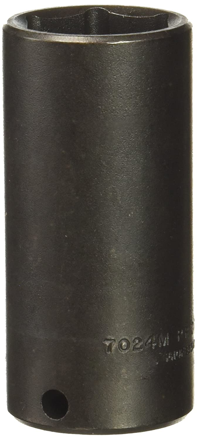 Stanley J7020M Proto 6 Point 3/8-Inch Drive Deep Impact Socket, 20mm Stanley Proto J7020M 6 Point 3/8 Drive Deep Impact Socket