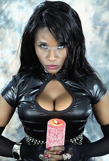 fetish woman Dark