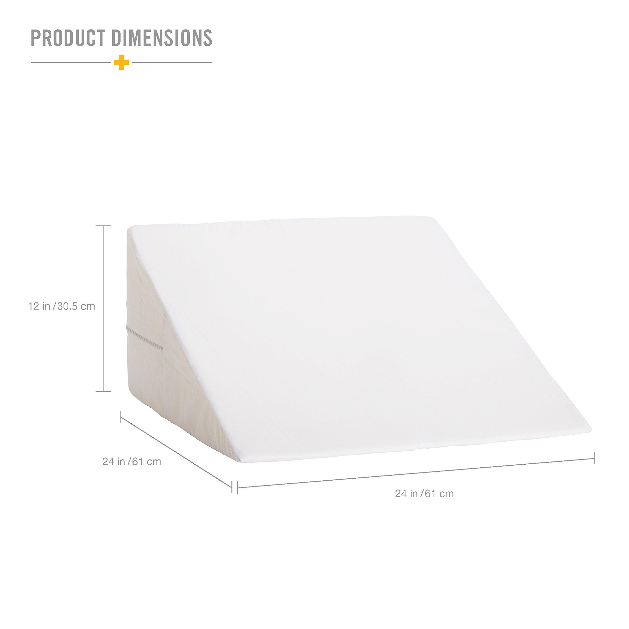 Dmi Foam Bed Wedge Pillow Acid Reflux Pillow Leg