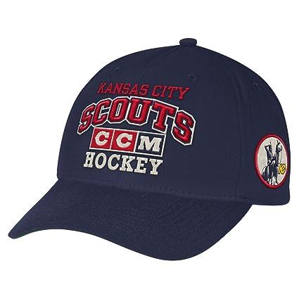 Amazon.com   Kansas City Scouts CCM NHL