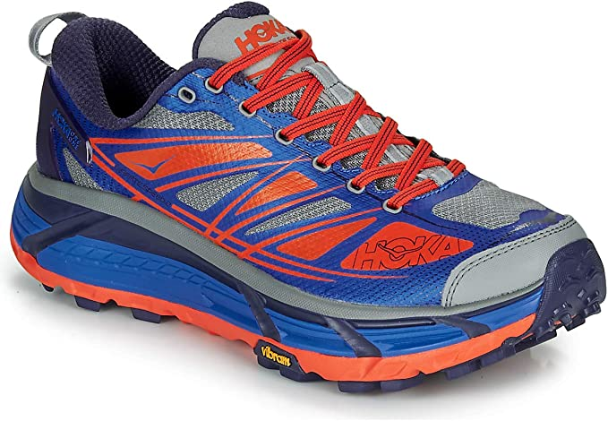 HOKA ONE One Mafate Speed 2 Deportivas Hommes Azul Running/Trail: Amazon.es: Zapatos y complementos