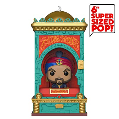 "Funko POP! Movies: Big - Zoltar 6"": Toys & Games"