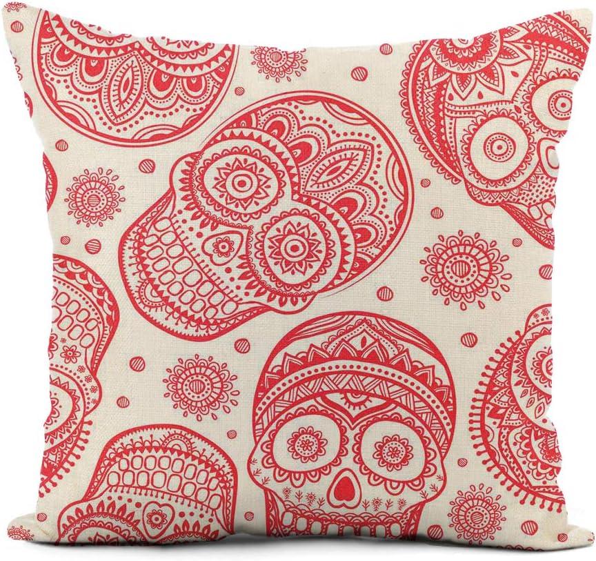 Colorful Pattern Pillow Sham Decorative Pillowcase 3 Sizes Bedroom Decoration