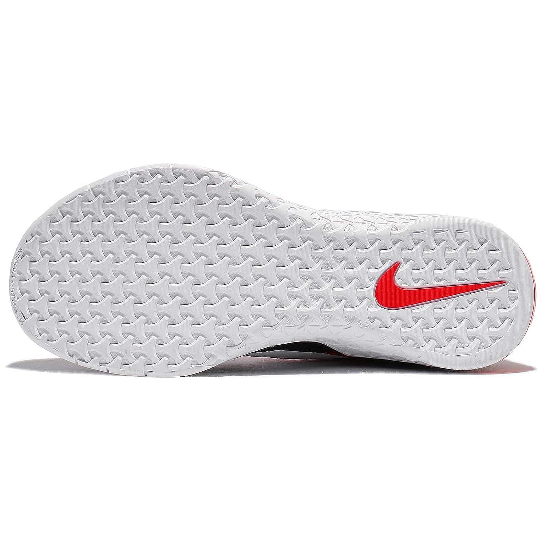 best service 7021b e1e99 Zapatillas de entrenamiento Nike Metcon DSX Flyknit para hombre Carmesí  negro   blanco brillante
