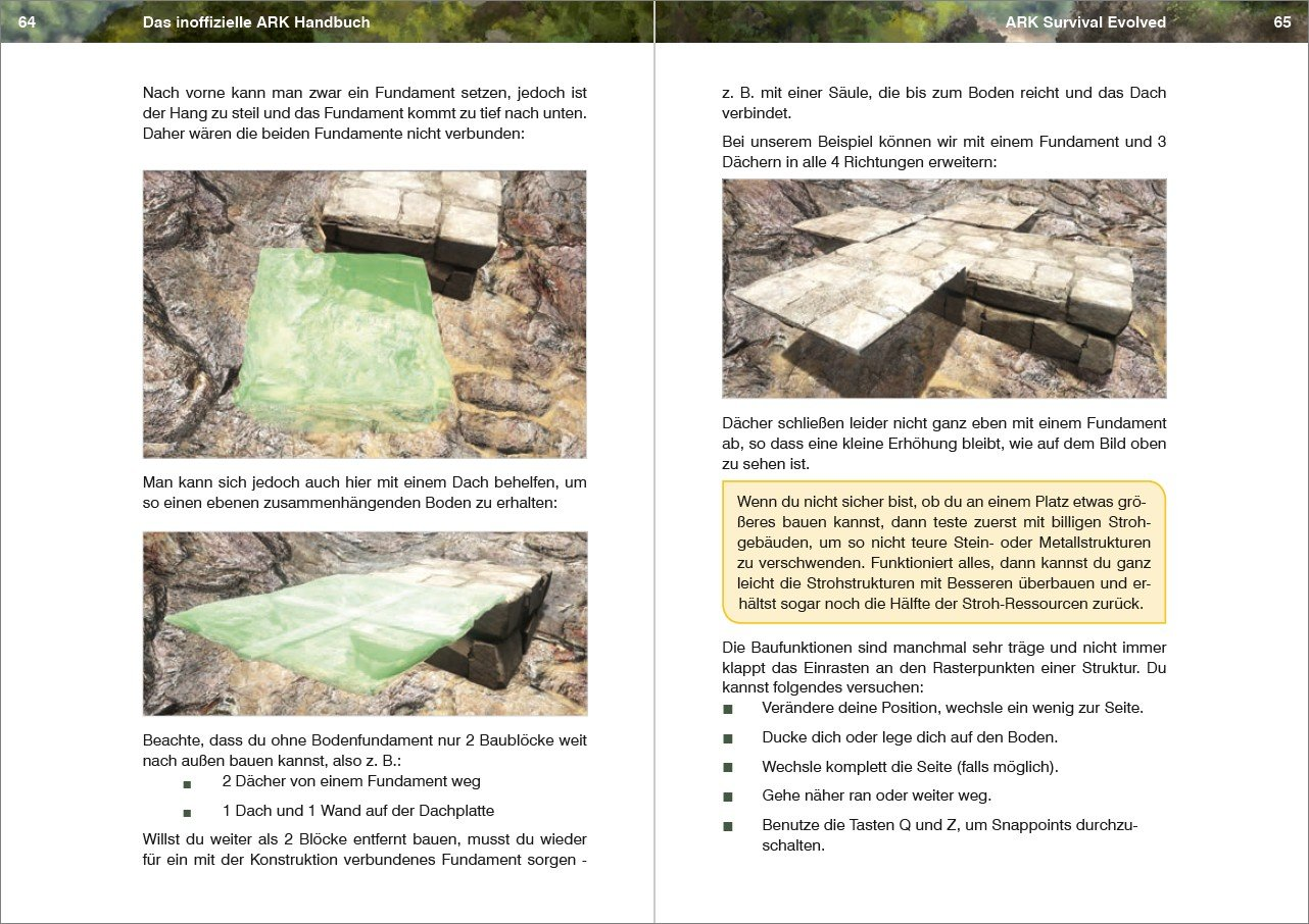 Das große inoffizielle ARK-Handbuch: 9783832802981: Amazon.com: Books