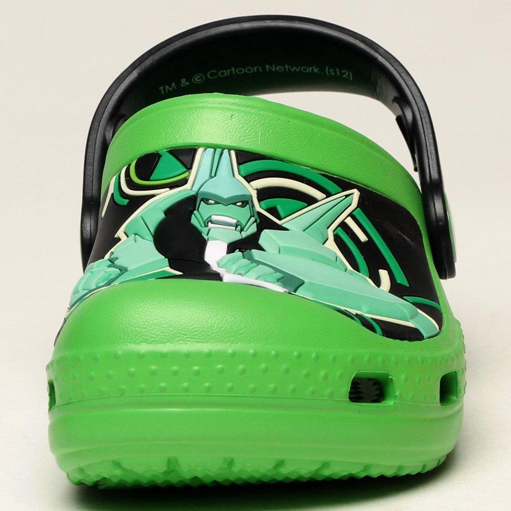 f9ae6ba2ebca Crocs Unisex Croslite Sandals - 0.5 Uk(Junior)  Amazon.in  Shoes   Handbags