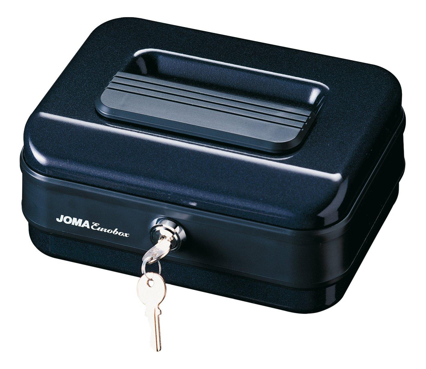 JOMA Geldkassette Eurobox nummer 2, blau, CCE10066