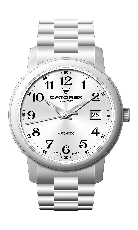 0652f27010 Amazon | [カトレックス]CATOREX 腕時計 機械式スイス時計 CATOREX 8167-8 メンズ 【正規輸入品】 | メンズ腕時計 |  腕時計 通販