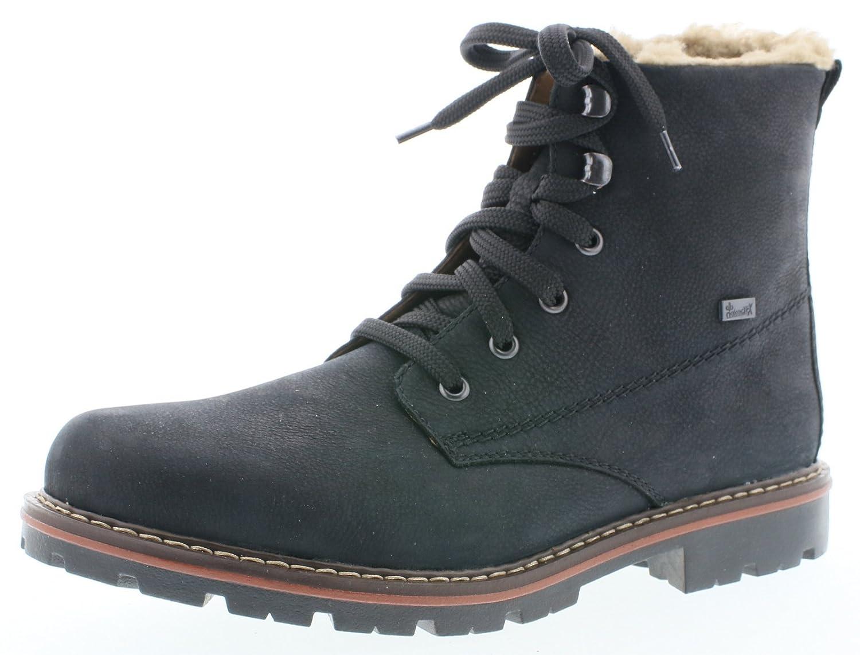 Rieker 37742 01 schwaschw Schuhe Schneestiefel Herren 99