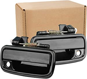Outside Exterior Door Handle, Front Driver & Passenger Side - Fit for 1995-2004 Toyota Tacoma - Replace 69220-35020 69210-35020