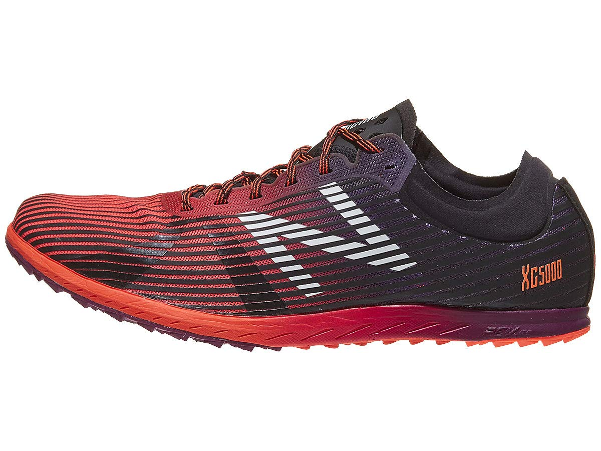 New Balance Women's 5K V4 Cross Country Running Shoe Orange 5.5 B US