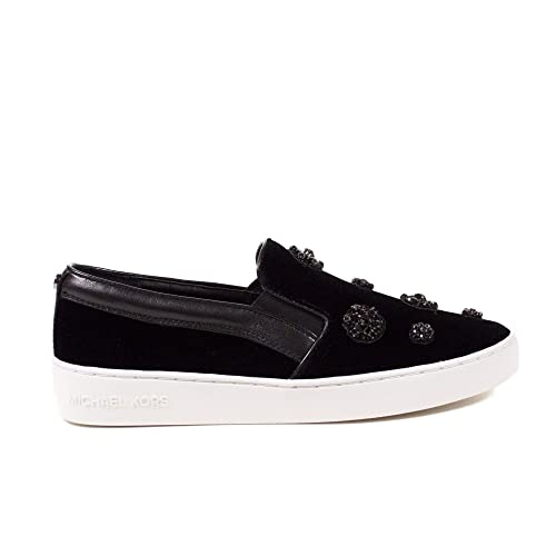 d9c287bec9 Michael By Michael Kors Slip On Sneakers Donna 43F6ktfp4d001 ...