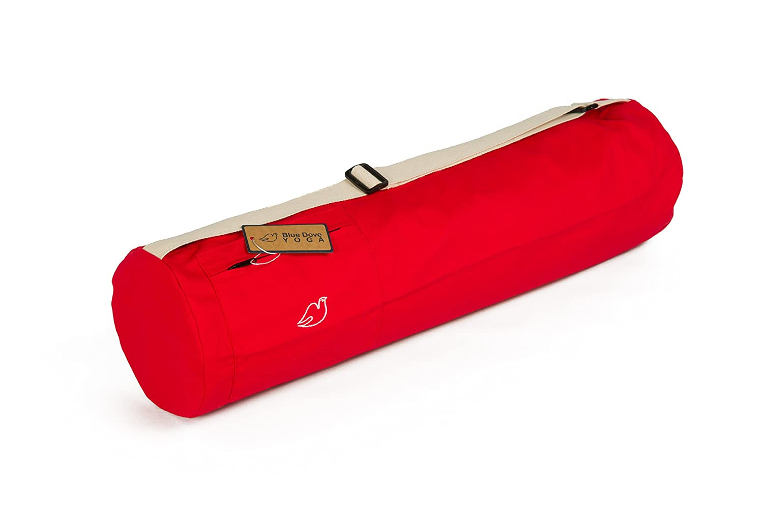 Blue Dove Yoga Cochin Yoga Mat Bag made from Organic Cotton