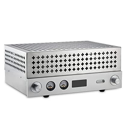 Amazon com: Nobsound Superheterodyne Vintage Vacuum Tube FM