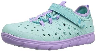 c8dd271837a Stride Rite Baby Boys  Made 2 Play Phibian Sneaker Sandal Water Shoe ...