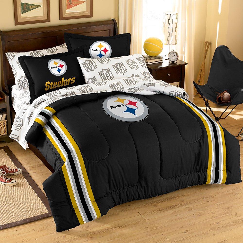NFL Pittsburg Steelers Bedding Set
