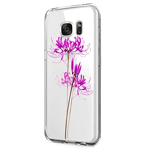 a3a5132dc Riyer Samsung Galaxy S6 Edge Plus Case TPU Silicone Gel Rubber Slim Soft Back  Cover Phone