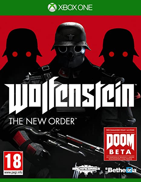 Bethesda Wolfenstein: The New Order, Xbox One Básico Xbox One ...