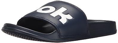 c9e75603bb21 Reebok Men s Classic Slide Athletic Water Shoe